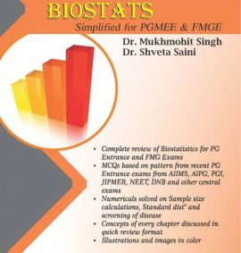 Biostats book by Dr Mukhmohit